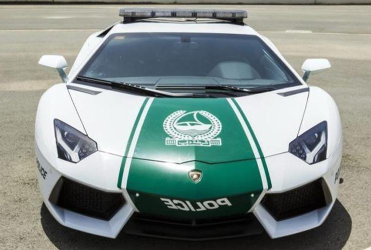 Lambo-police-car
